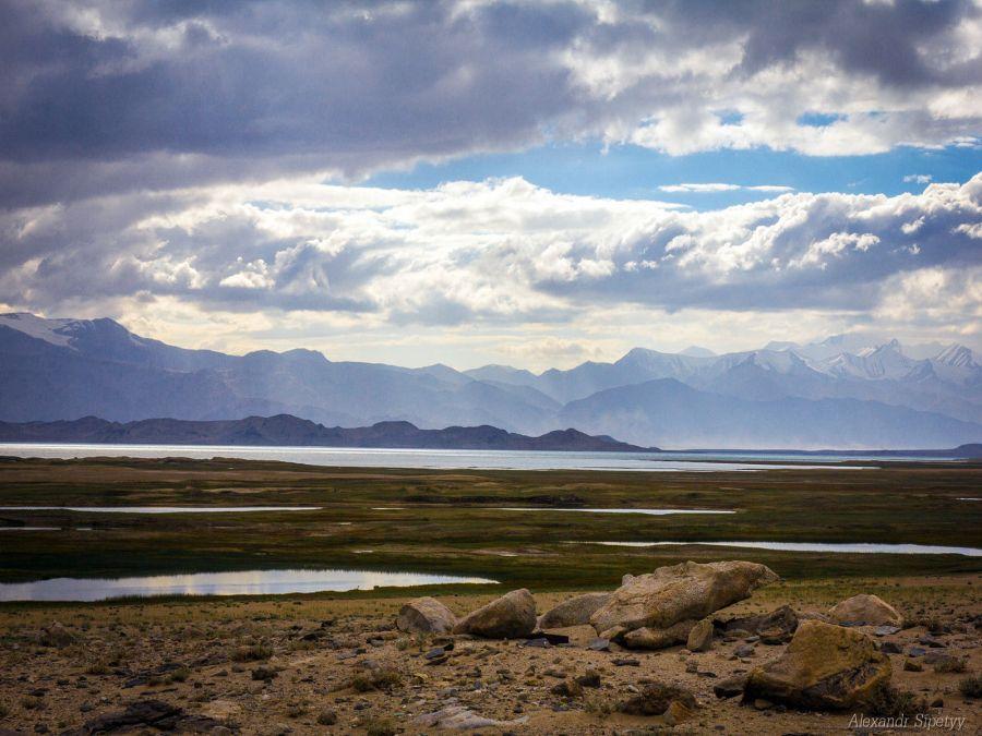 Озеро Кара-Куль фото