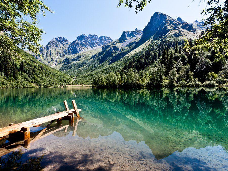 Озеро Кардывач фото