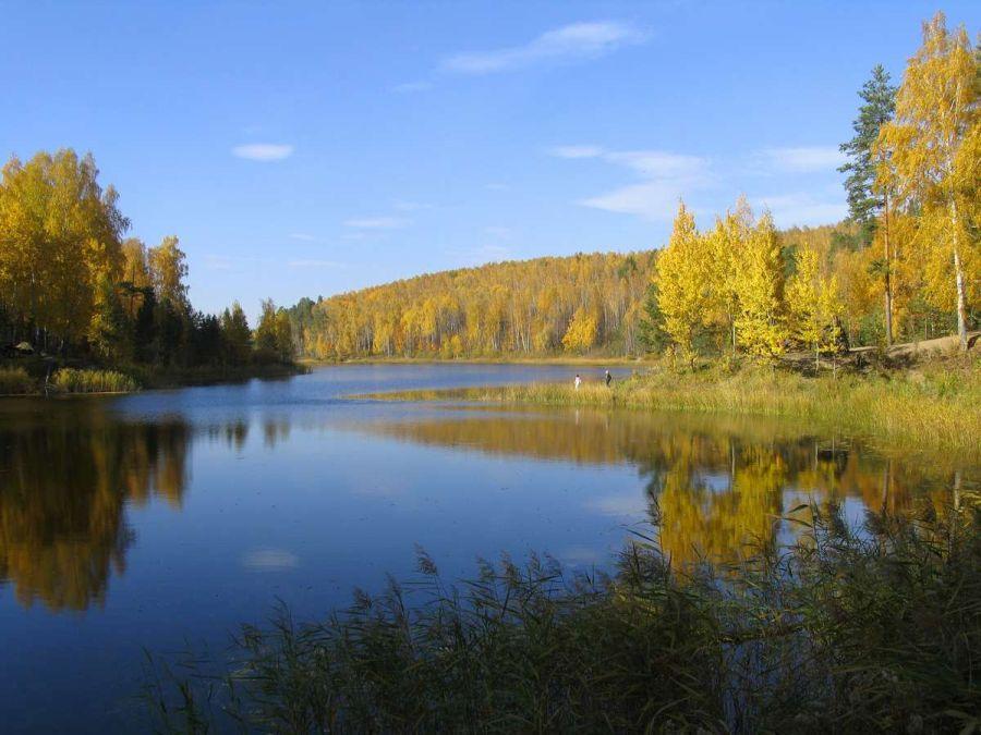 Озеро Мушан-Ер фото