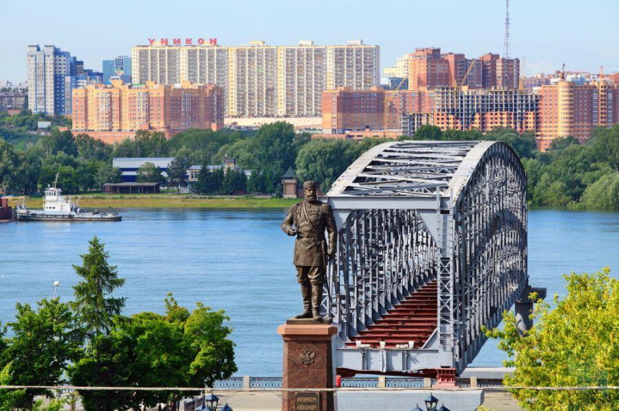 Фотография Памятник Александру Третьему