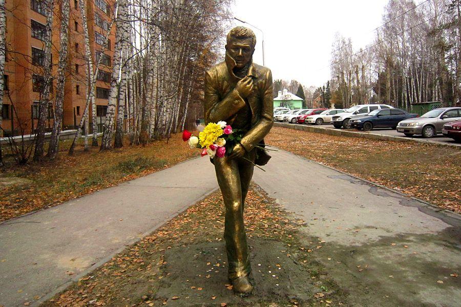 Памятник Михаилу Зуеву фото