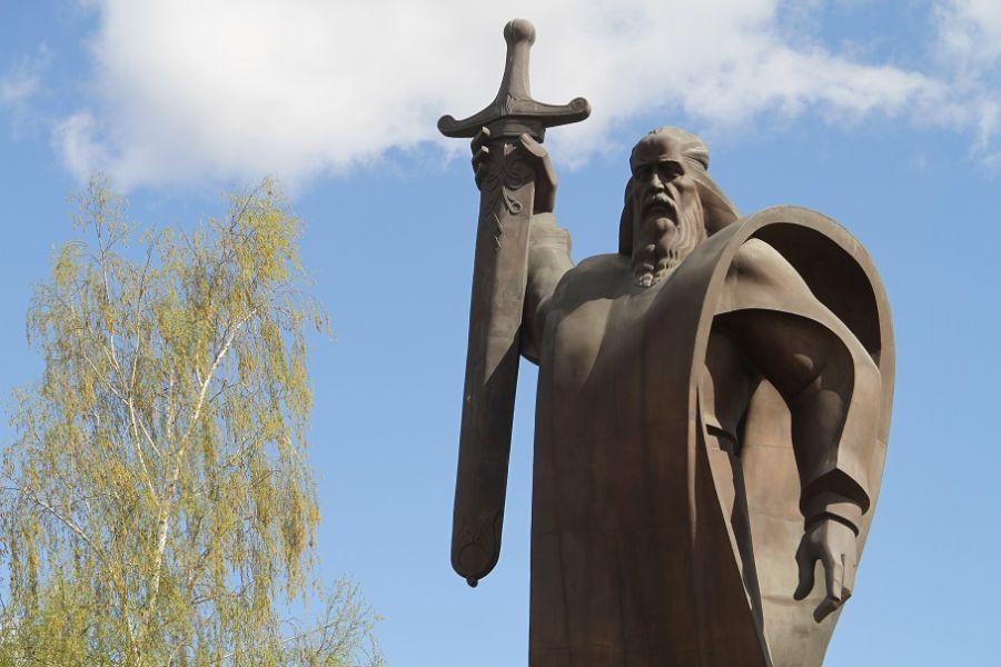 Фотография Памятник Седому Уралу