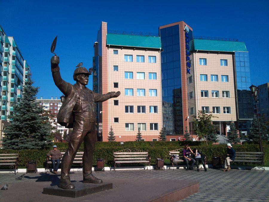 Памятник строителям фото
