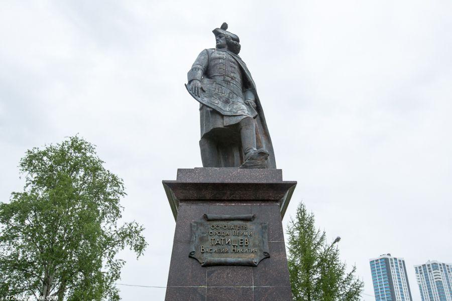 Фотография Памятник Татищеву