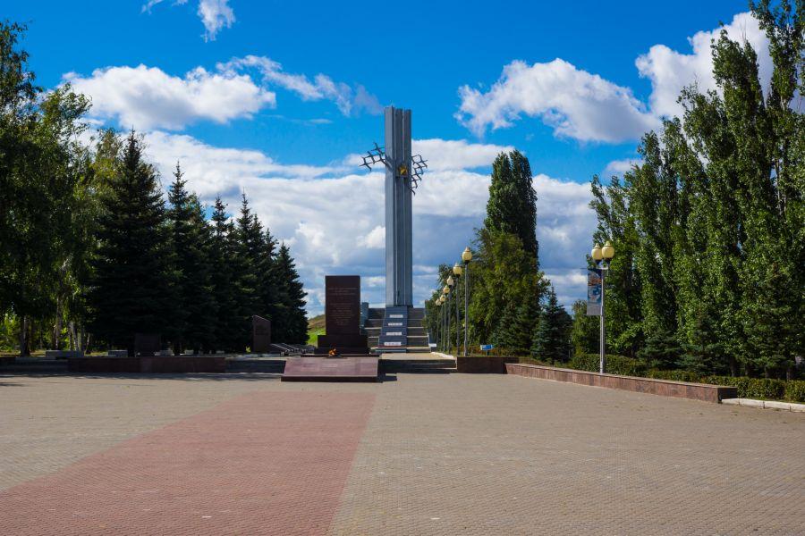 Фотография Парк Победы