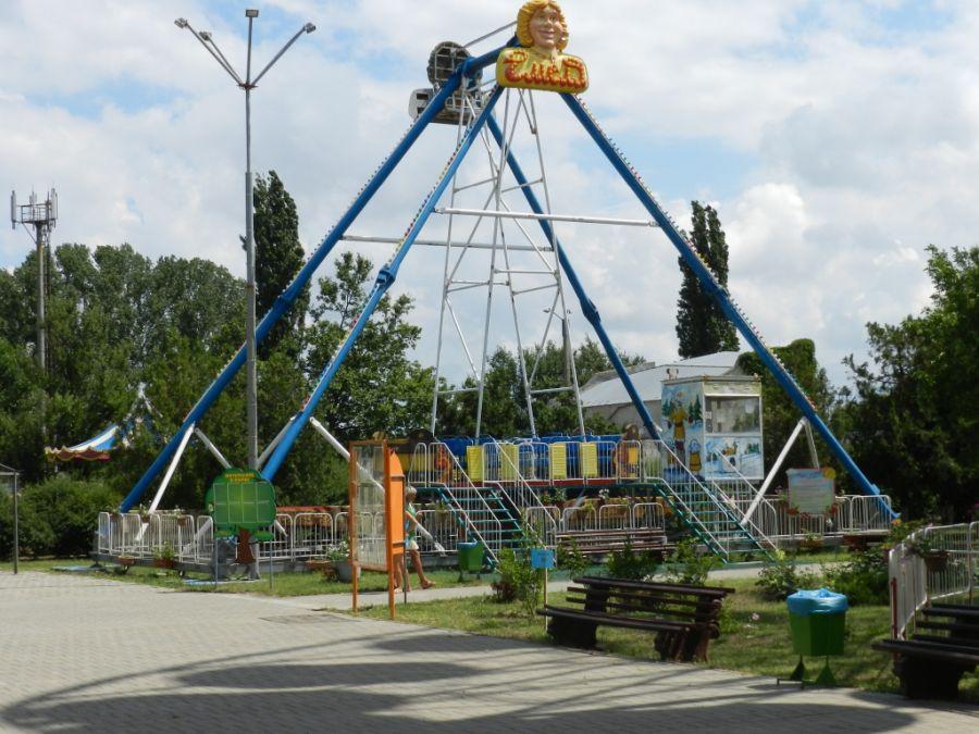 Парк развлечений Емеля фото