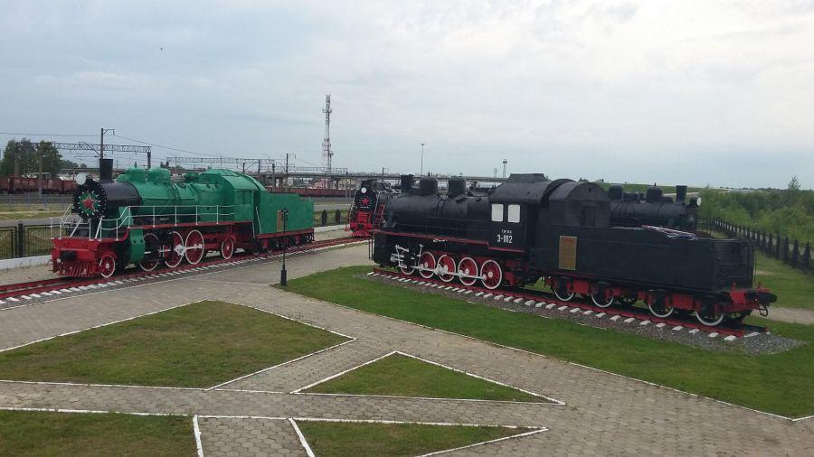Фотография Нижегородский железнодорожный музей «Паровозы России»