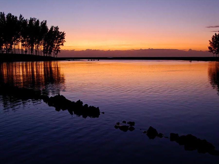 Фото Мадагаскар перед восходом солнца
