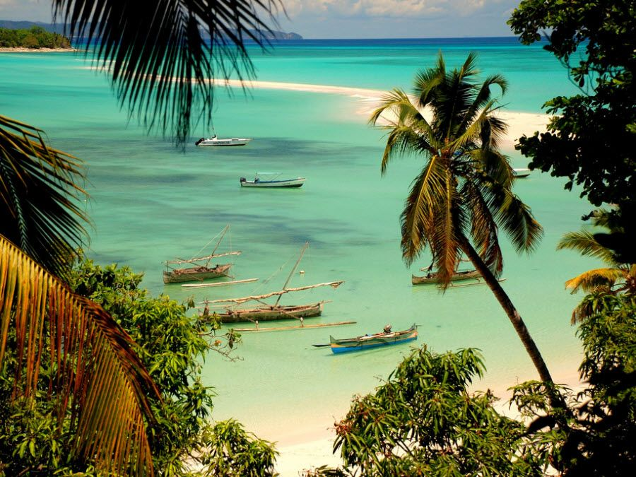 Мадагаскар – это рай на земле фото