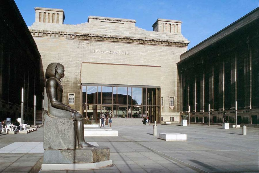 Пергамон фото