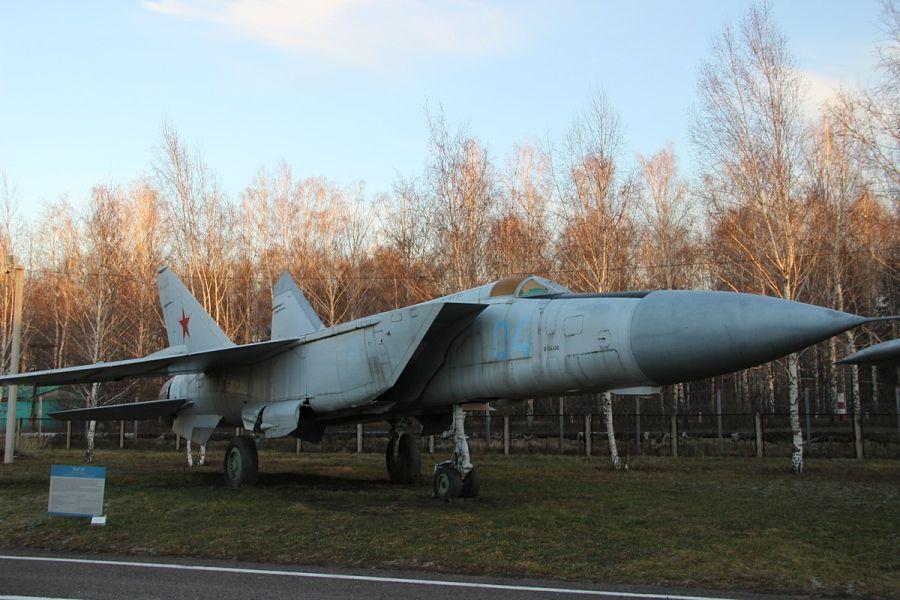 Пермский музей авиации фото