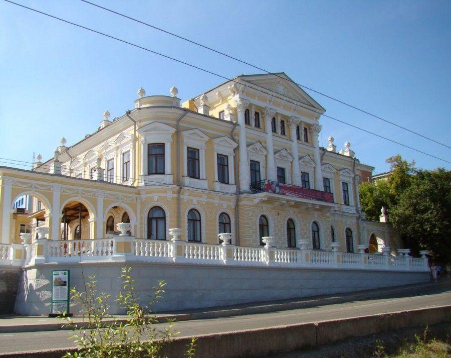 Пермский краеведческий музей фото