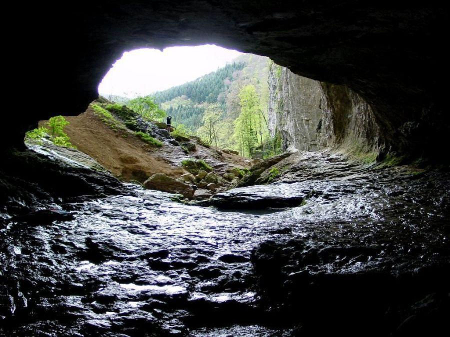 Пещера Алтайская фото