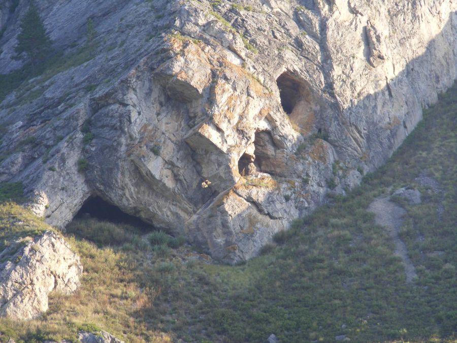 Пещера Ящур фото