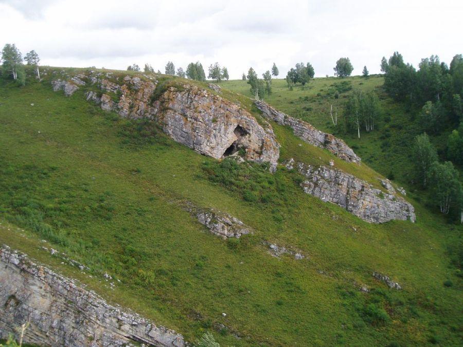 Пещеры Страшная и Логово гиены фото