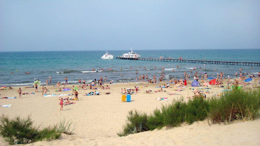 Фотография Пляж Джемете