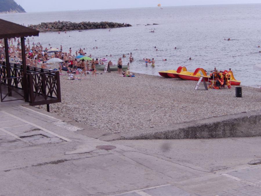 Пляж Факел фото