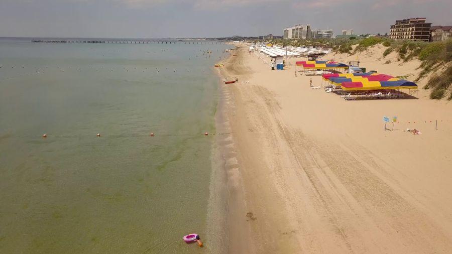 Пляж при гостевом доме Приобье фото