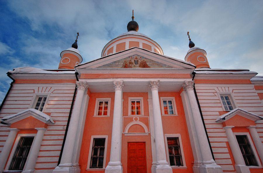 Фотография Покровский Хотьков монастырь