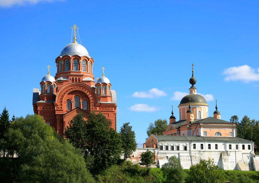 Покровский Хотьков монастырь фото