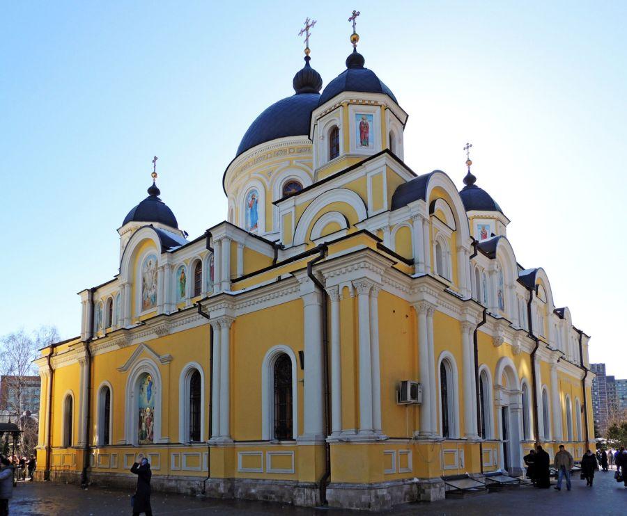 Фотография Покровский монастырь