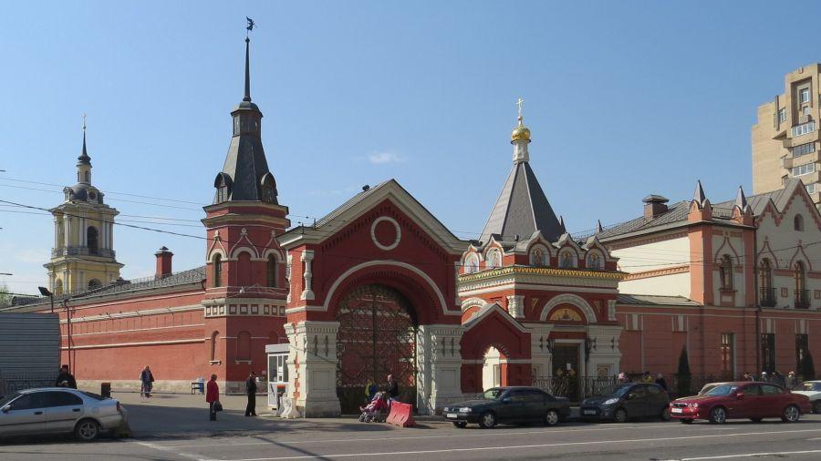 Покровский монастырь фото