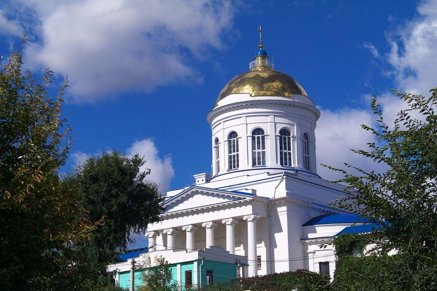 Фотография Покровский собор
