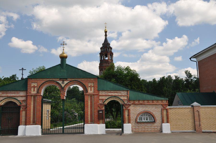 Фотография Покровско-Васильевский монастырь