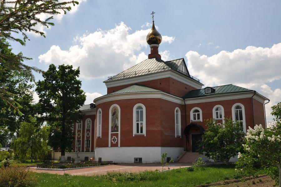 Покровско-Васильевский монастырь фото