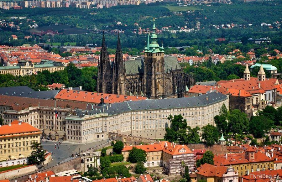Фотография Пражский град