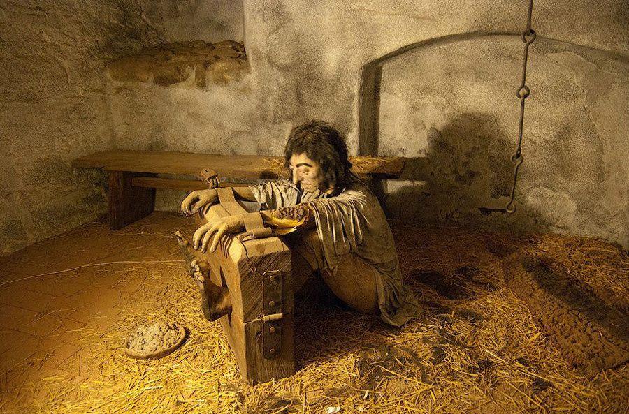 Фотография Пражский музей пыток