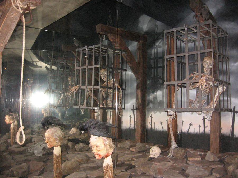 Пражский музей пыток фото