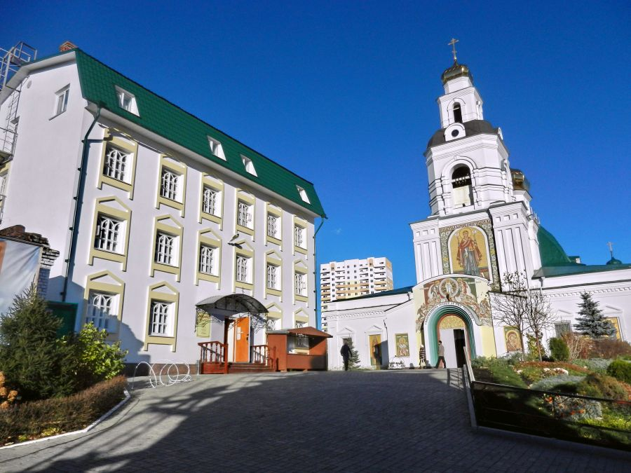 Фотография Преображенская церковь