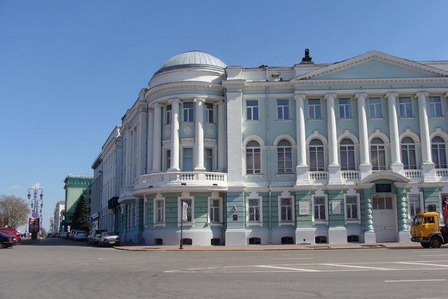 Приволжский исследовательский медицинский университет фото