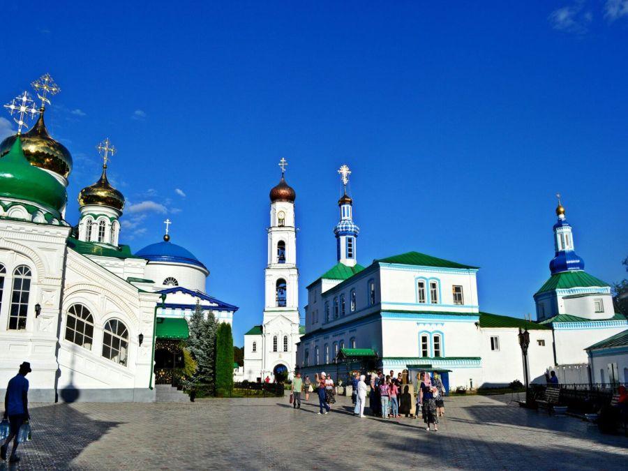 Раифский монастырь фото