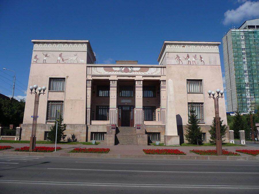 Краеведческий музей Красноярска