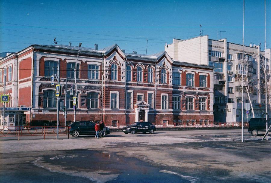 Самарская государственная областная академия (Наяновой) фото