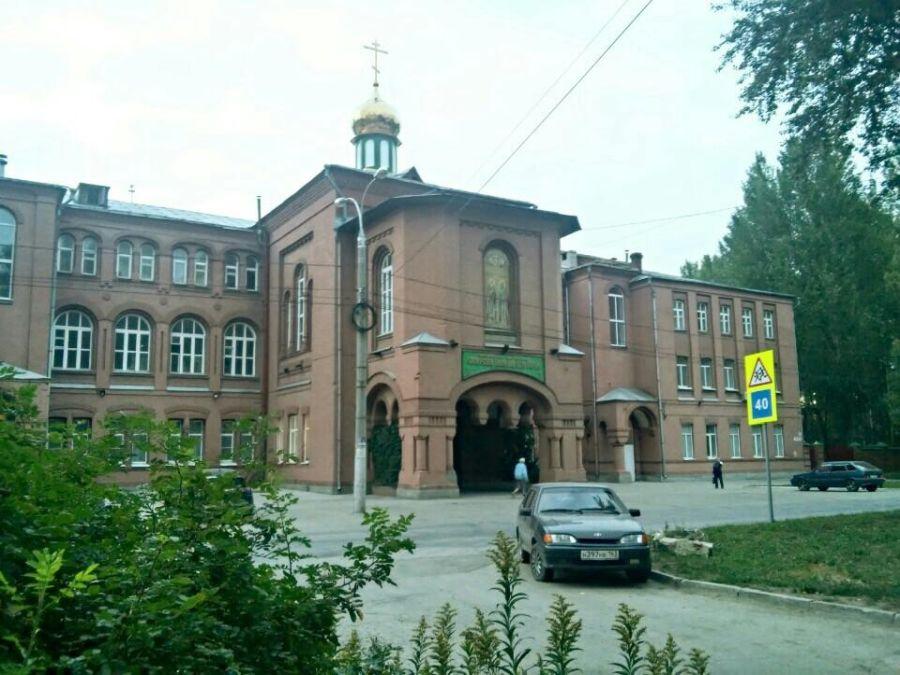 Самарская духовная семинария фото