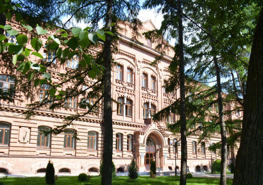 Самарская государственная сельскохозяйственная академия фото