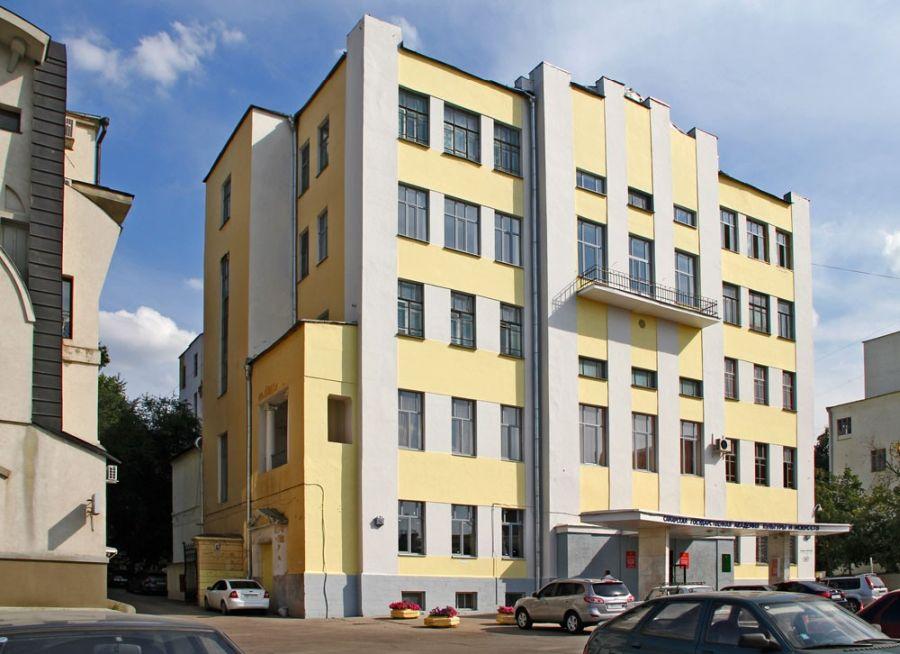 Самарский государственный институт культуры фото