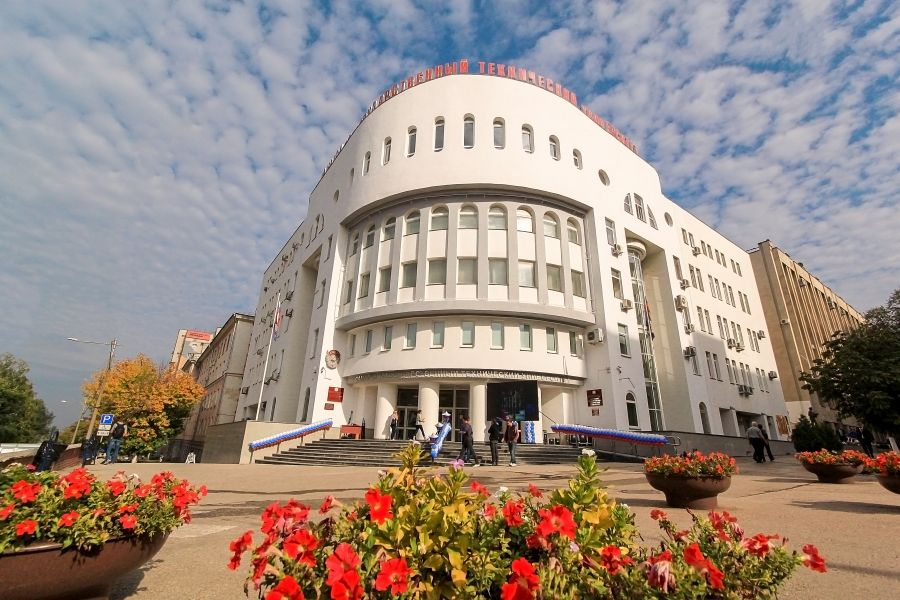 Самарский государственный технический университет фото
