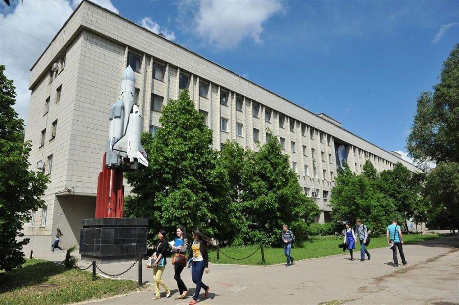 Фотография Самарский национальный исследовательский университет имени Королева