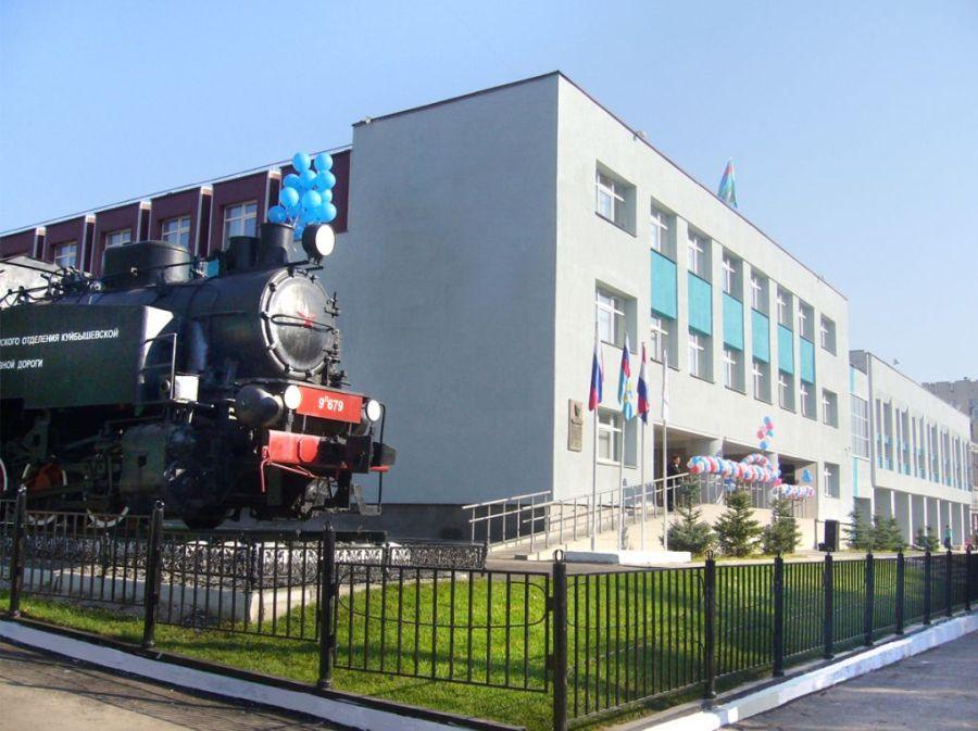 Самарский государственный университет путей сообщения фото