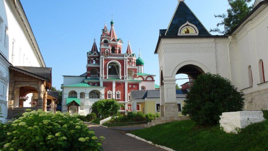 Фотография Саввино-Сторожевский монастырь