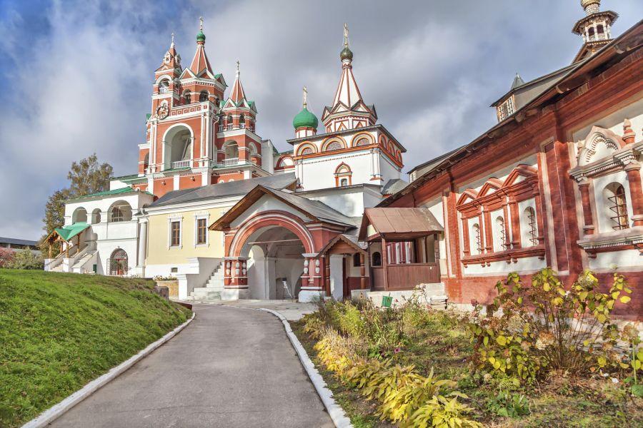 Саввино-Сторожевский монастырь фото
