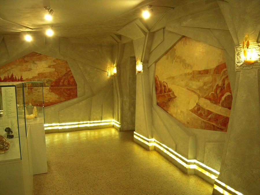 Селенитовая комната фото