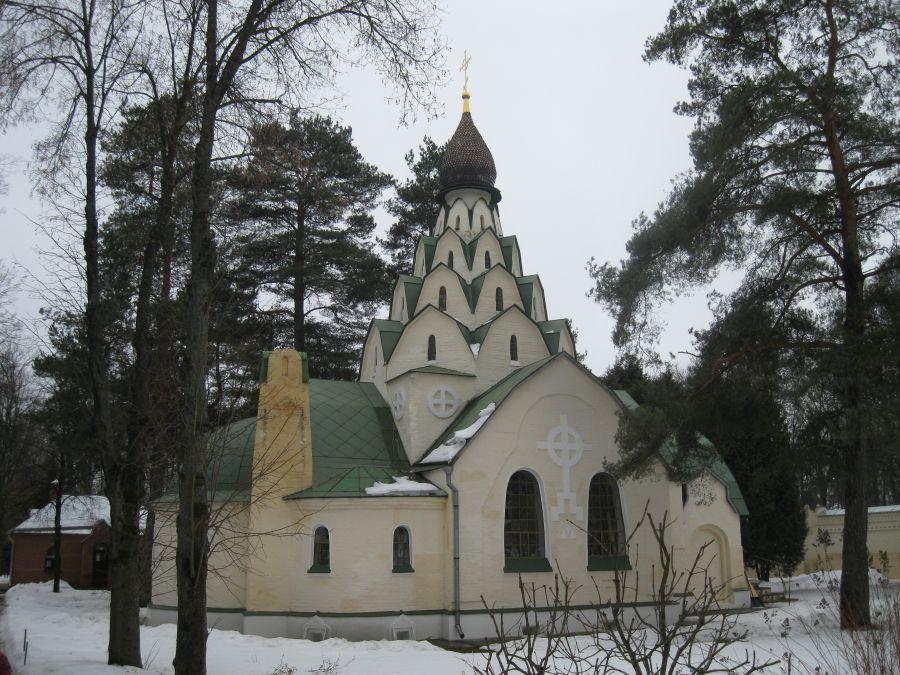 Серафимо-Знаменский скит фото