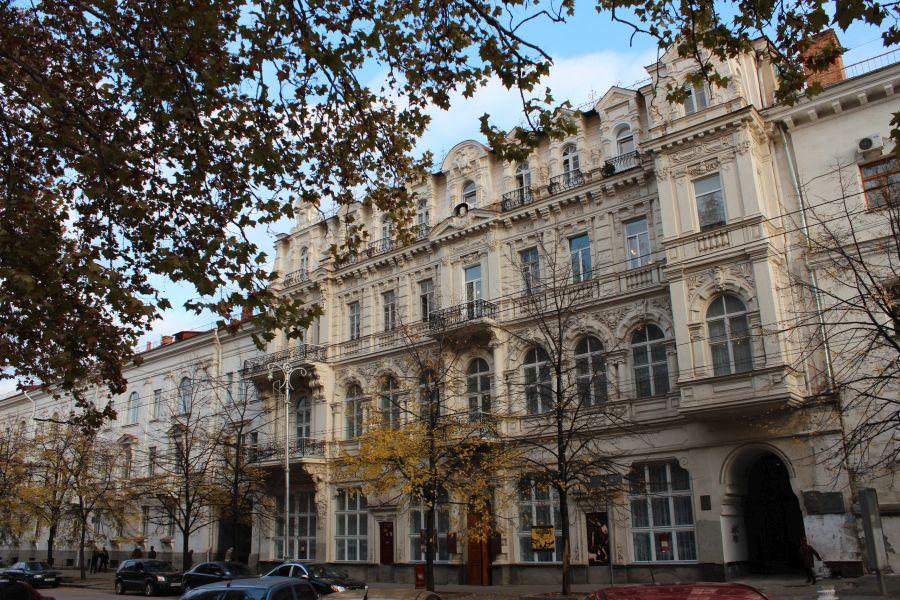 Севастопольский художественный музей фото