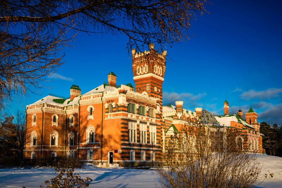 Шереметевский замок фото