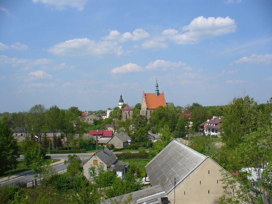 Шидловецкий замок фото